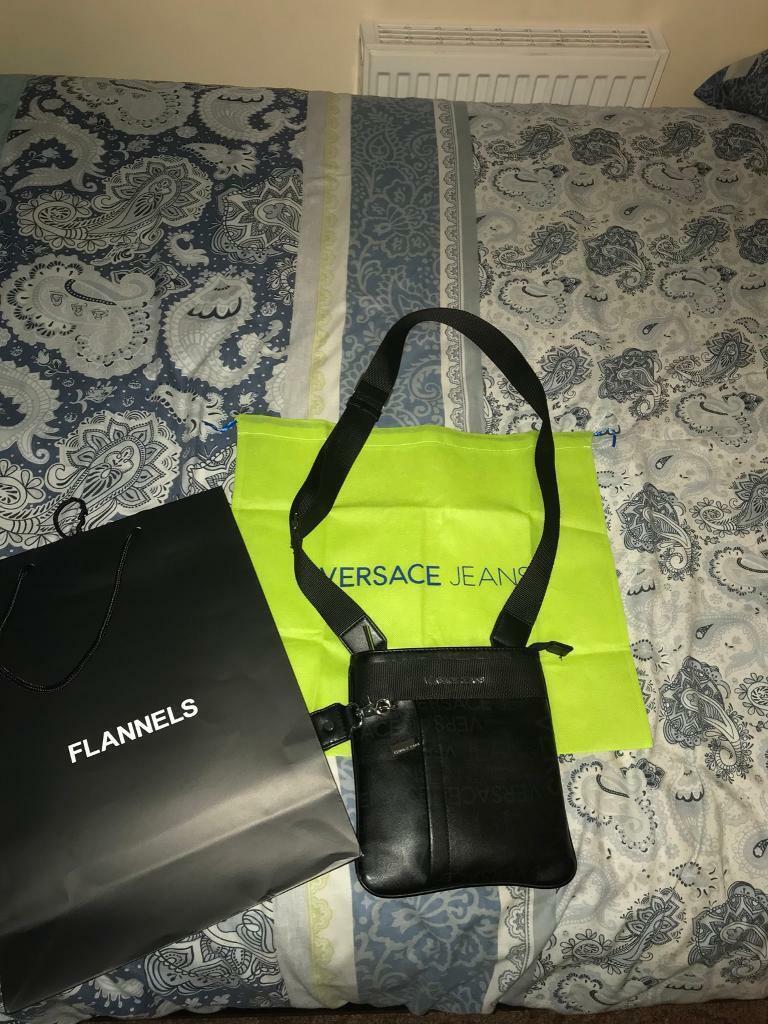 332c72b1c3ab Versace Satchel Bag