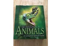 Complete visual guide of animals encyclopaedia