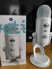 New blue yeti microphone special edition