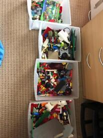 Lego joblot. Approx 10kg