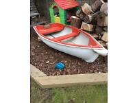 Fibreglass dingy