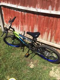 Boys mountain bike for 7-11 years of age