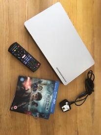Panasonic 3D, 2D, 4K Upscaling, Smart Blu-ray Player