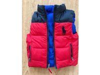 Ralph Lauren kids coat / body warmer