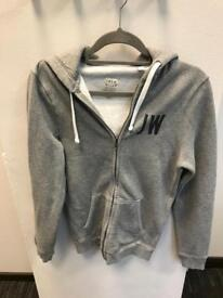Jack Wills zipped hoody