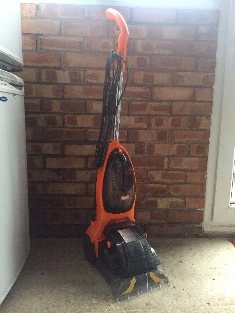 Vax Carpet Cleaner Cleaning Machine Vrs5w In Bradley