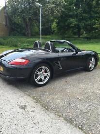Porsche boxster 3.2s huge spec 55 plate with pfsh.