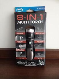 8 in 1 Multi Torch (Brand New)