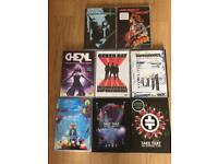 Collection of Music Dvds