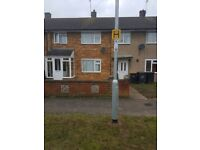 Mid Terrace House with Garage for RENT
