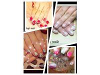Gel/shellac nails £ 10
