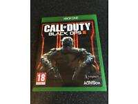 Call of duty black ops lll X box one