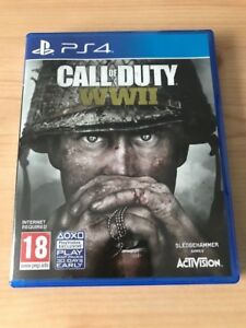 Selling Call of duty ww2 (ps4)