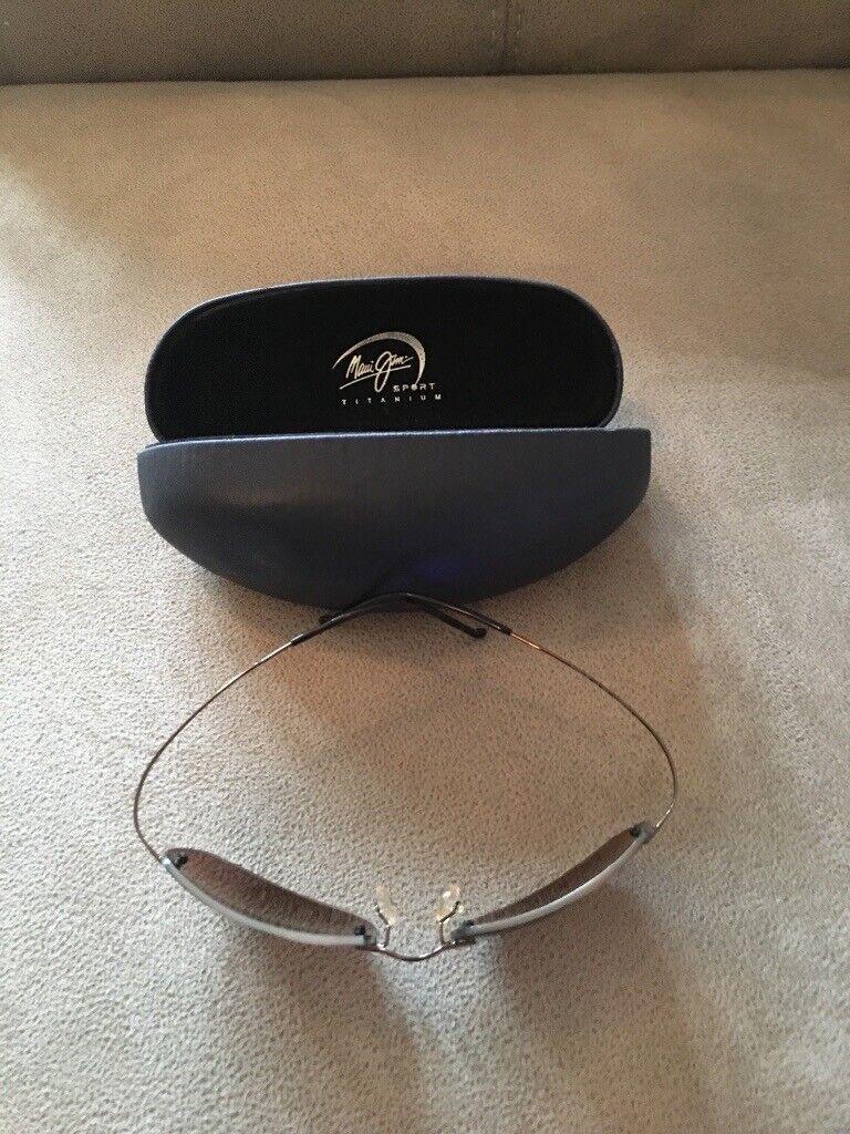 129ae13bec6a Ladies genuine Maui Jim sport titanium sunglasses | in Rayleigh ...