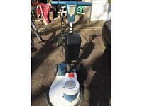 "Victor Airflow 17"" floor polisher"