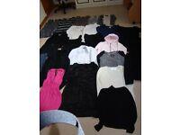 Bundle of woman's clothes size 8-10
