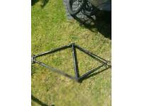 Claud butler bicycle frame,good condition