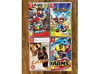 Nintendo Switch Games Sell or Swap! Lichfield