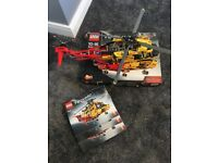 Lego rescue helicopter!