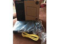 Huawei home broadband
