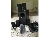 Bose speakers Acoustimass