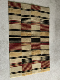 Wool Rug - Great Condition - 170 cm x 105 cm