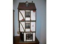 dolls house 1/12th. scale.