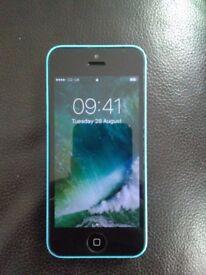 Iphone 5c brillaint condition