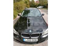 BMW E90 318d 143 bhp Xenon lights half leather seats