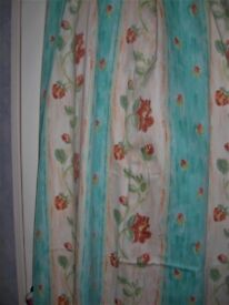 """ALMOST NEW - CURTAINS, L 86"""", W 61"""""""