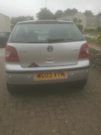 Vw polo 1'4 tdi