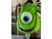 Sully fancy dress outfit 3-4 years