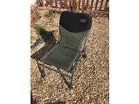 Total fishing gear carp chair