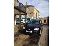 Black 2004 VW Golf for Sale - Good Condition with service history and MOT April 18