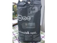 4.5kg bag of High Tec Mortar for tile grouting-Grey Cemento