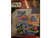 Starwars. The force awakens. Single duvet set