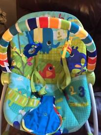 Mothercare bright starts bouncer