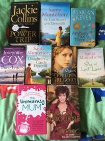 9 book bundle