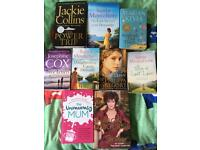 9 book bundle