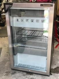 Autonumis Single Door Back Bar Cooler fridge Hinged Door