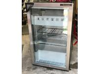Autonumis Single Door Back Bar Cooler fridge Hinged Door