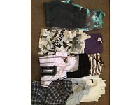 COLLECTION OF MEN'S CLOTHES- £20.00