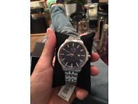Armani Exchange Mens steel watch AX2261