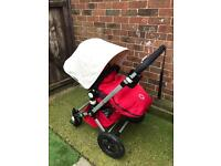 Bugaboo chameleon 2 with accessories