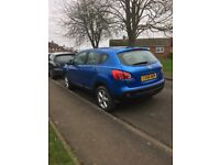 Immaculate Nissan qashqai for sale