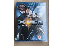 Blu Ray Disc X-MEN TRILOGY