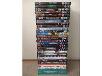 DVDs video 31x