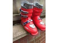 Kids Tecnica ski boots