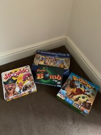 Excellent condition Kids Board Games & Games