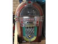 Juke Box radio/CD player